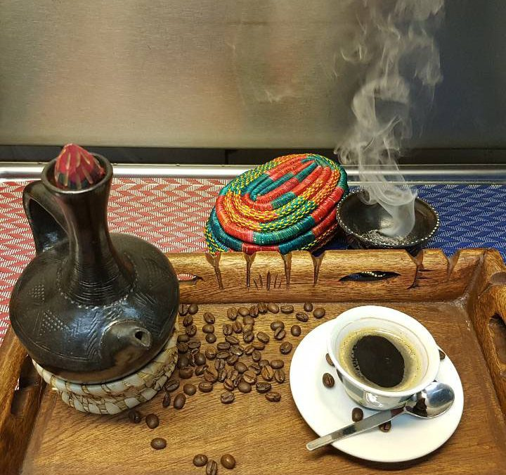 Le café traditionnel éthiopien, entre culture et tradition