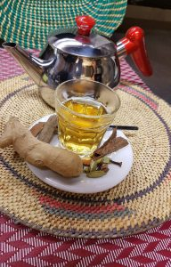 le thé éthiopien aux épices