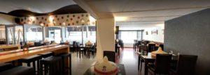 vu intérieure - restaurant abyssinia