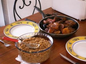 Une spécialité sénégalaise : le thieboudiène